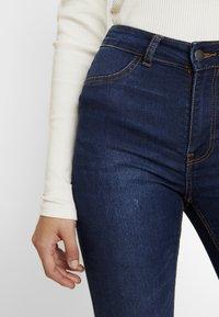 JDY - Jeans Skinny Fit - dark blue denim - 3