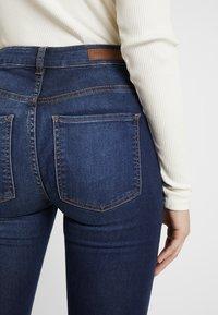 JDY - Jeans Skinny Fit - dark blue denim - 5
