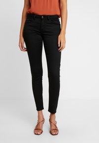 JDY - Jeans Skinny Fit - black - 0