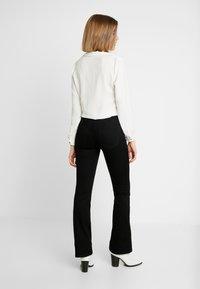 JDY - JDYNIKKI - Jeans a zampa - black denim - 2