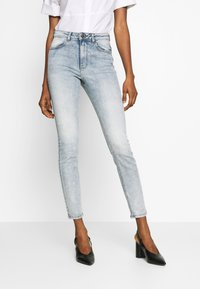 JDY - JDYTYGA - Jeans Skinny Fit - light blue denim - 0