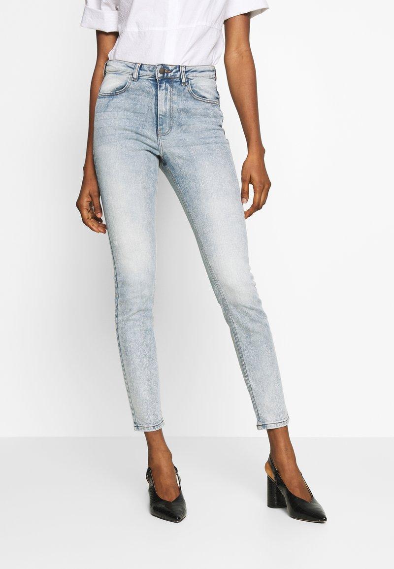 JDY - JDYTYGA - Jeans Skinny Fit - light blue denim