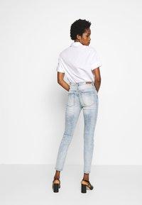 JDY - JDYTYGA - Jeans Skinny Fit - light blue denim - 2