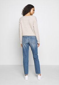 JDY - JDYSELMA - Relaxed fit jeans - medium blue denim - 2