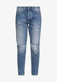 JDY - JDYSELMA - Relaxed fit jeans - medium blue denim - 3