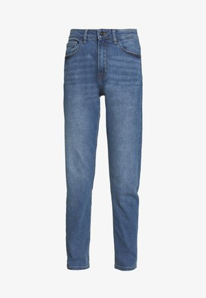 JDYTYSON LIFE GIRLFRIEND - Jeansy Relaxed Fit - light blue denim