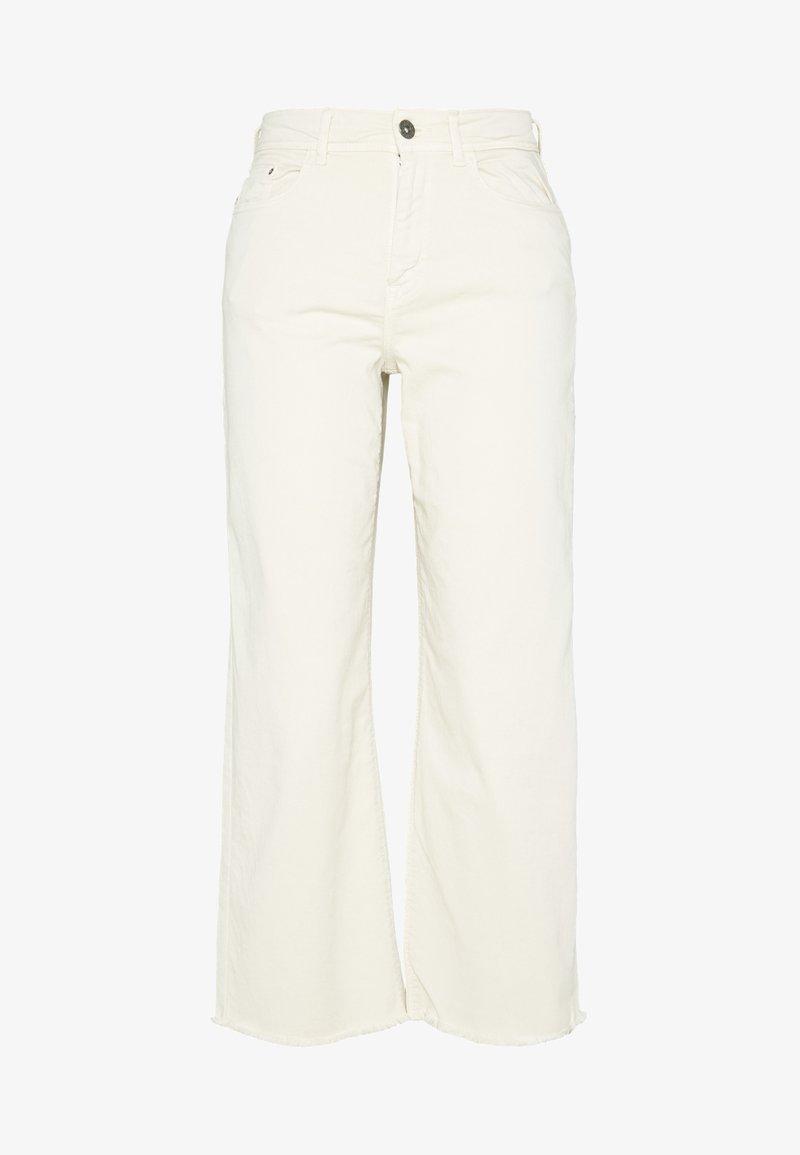 JDY - JDYTONIA HIGH  - Jeans straight leg - eggnog