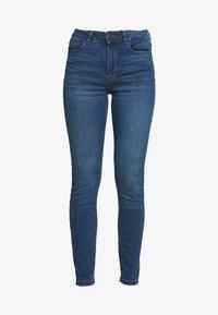 JDY - JDYPOLLI HIGH SUPER - Jeansy Skinny Fit - medium blue denim - 3