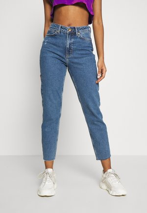 LIFE HIGH  - Jeans straight leg - light blue denim