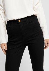 JDY - JONA - Jeans Skinny Fit - black denim - 3