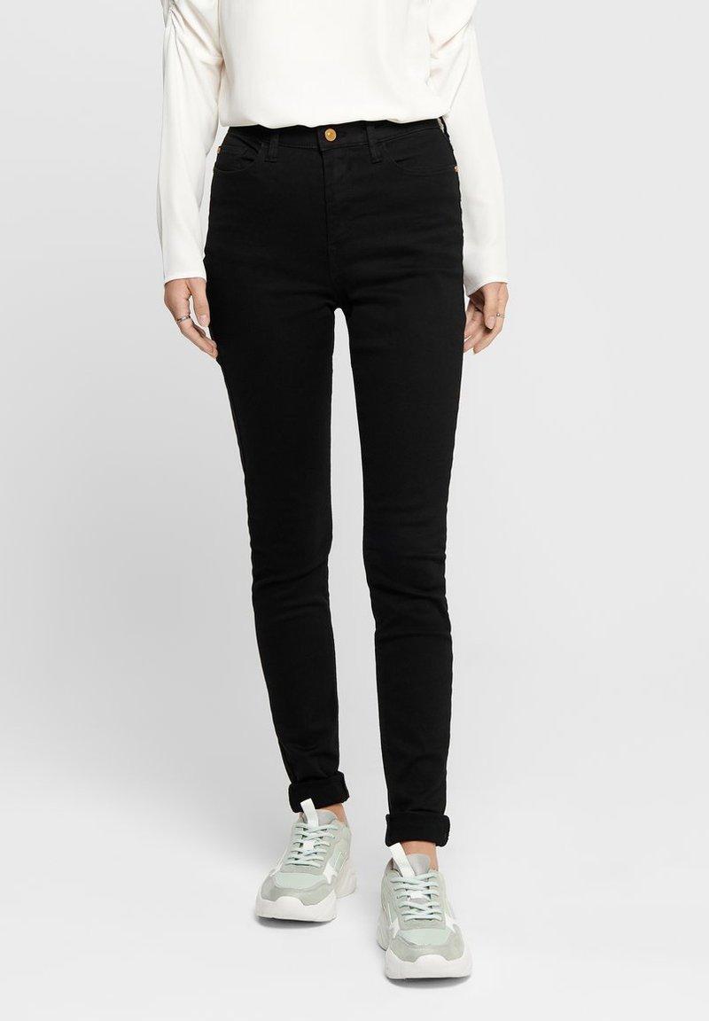 JDY - JONA - Jeans Skinny Fit - black denim