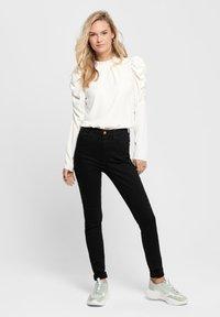 JDY - JONA - Jeans Skinny Fit - black denim - 1