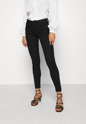 JDYNEWNIKKI LIFE - Jeans Skinny Fit - black denim