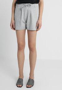 JDY - JDYPRETTY - Shorts - light grey - 0