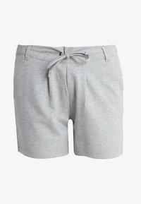 JDY - JDYPRETTY - Shorts - light grey - 4