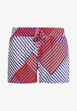 JDYSTAR NEW - Shorts - cloud dancer/blue/pink/orange