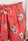 JDY - JDYTRICK TREATS - Shorts - cayenne/pink