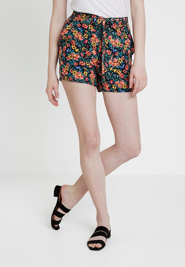 JDY - JDYKENYA - Shorts - black/multicolor