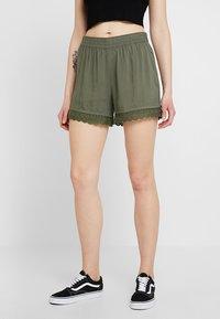 JDY - Shorts - thyme - 0