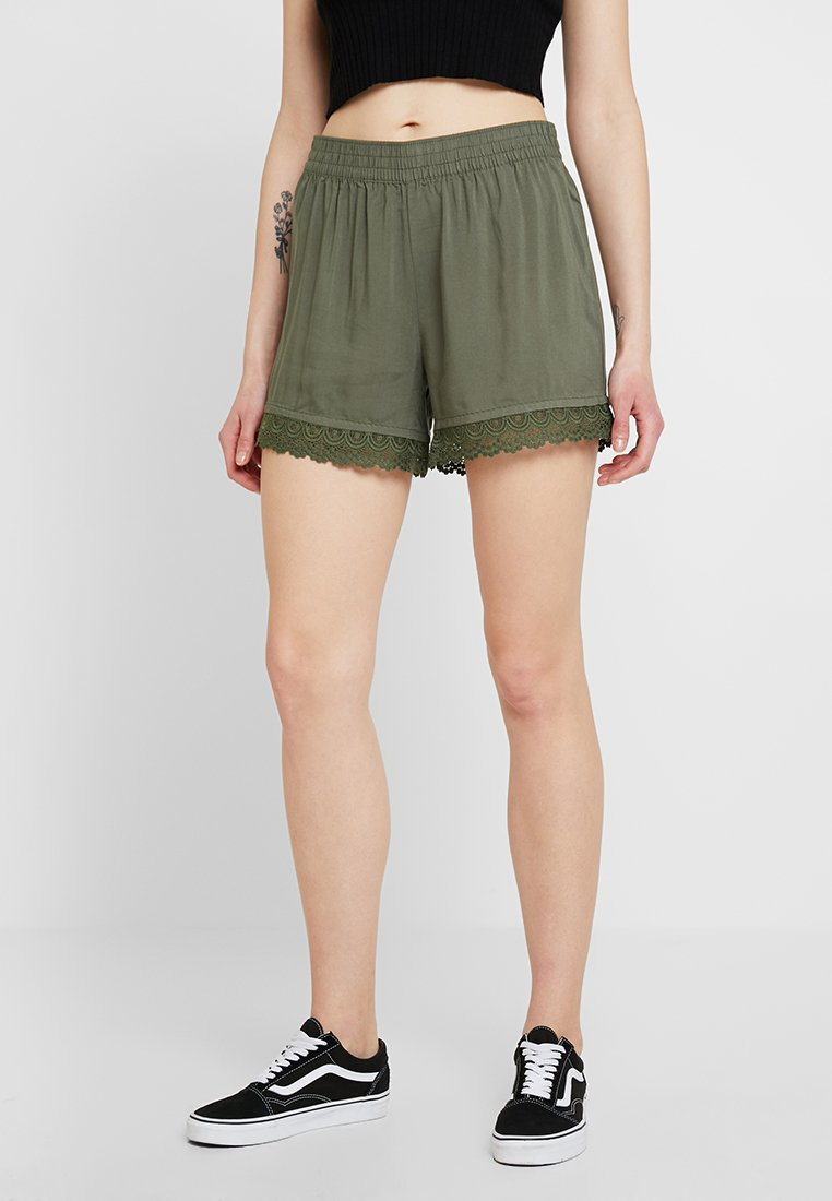 JDY - Shorts - thyme