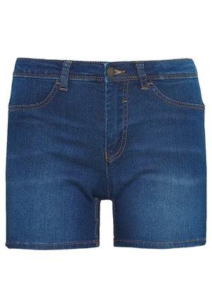 JDYNIKKI TREATS MIX - Shorts vaqueros - medium blue denim