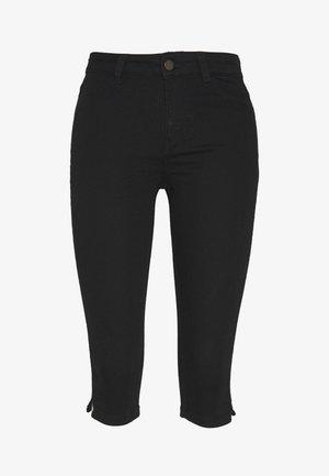 JDYNIKKI - Denim shorts - black