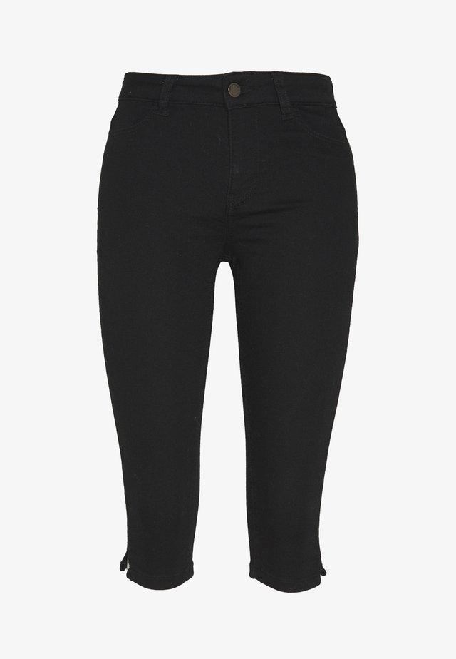 JDYNIKKI - Shorts di jeans - black