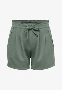 JDY - JDYNEW CATIA - Shorts - castor gray - 4