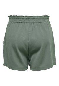 JDY - JDYNEW CATIA - Shorts - castor gray - 5