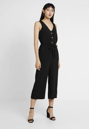 JDYCHUNG - Tuta jumpsuit - black/egret