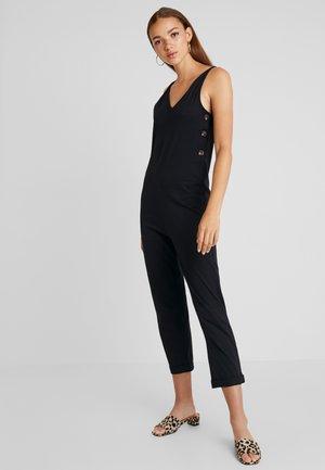 JDYSAKI BUTTON - Tuta jumpsuit - black