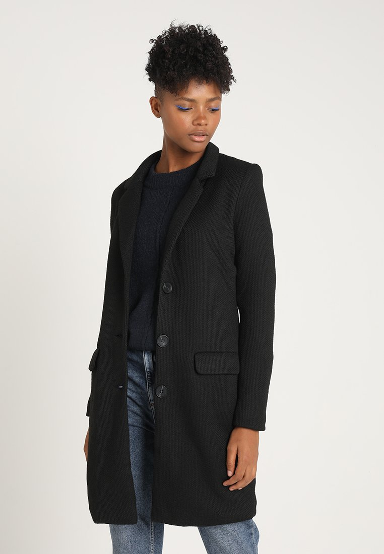JDY - JDYBESTY  FALL - Classic coat - black
