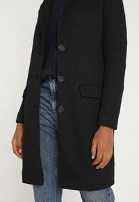 JDY - JDYBESTY  FALL - Classic coat - black - 5
