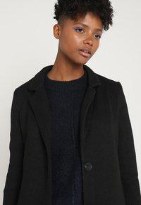 JDY - JDYBESTY  FALL - Classic coat - black - 3