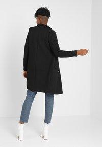 JDY - JDYBESTY  FALL - Classic coat - black - 2
