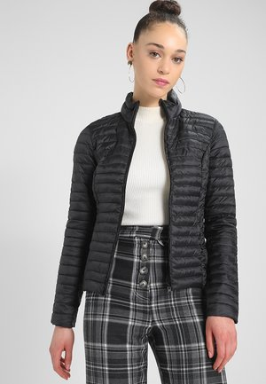 JDYMADDY PLAIN - Light jacket - black