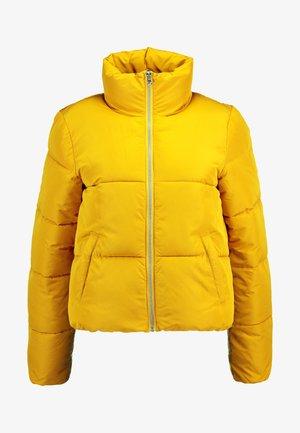 Winter jacket - harvest gold