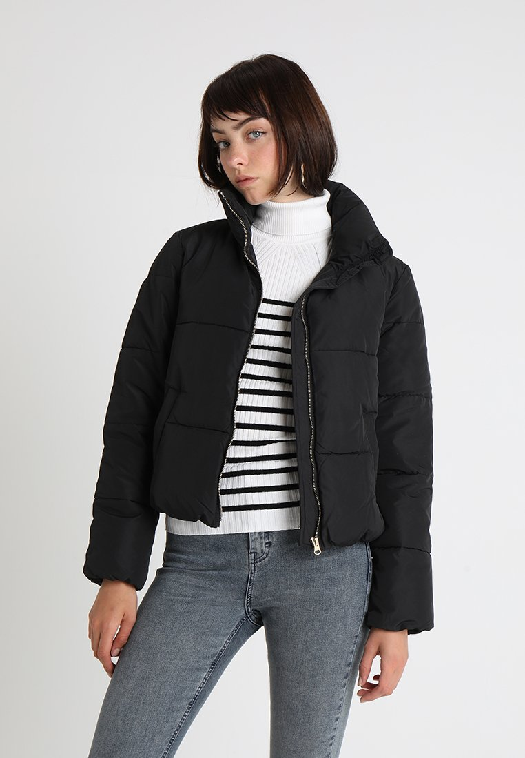 JDY - Winter jacket - black