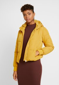 JDY - Winter jacket - harvest gold - 0
