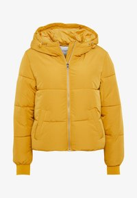 JDY - Winter jacket - harvest gold - 5