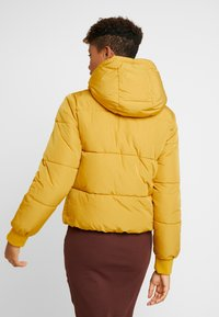 JDY - Winter jacket - harvest gold - 2