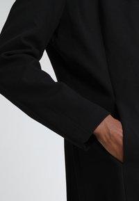 JDY - JDYHANA COAT - Halflange jas - black - 4