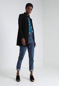 JDY - JDYHANA COAT - Halflange jas - black - 1