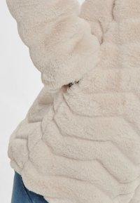 JDY - Winter jacket - beige - 4