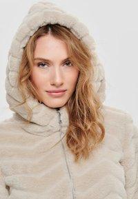 JDY - Winter jacket - beige - 3