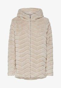 JDY - Winter jacket - beige - 5