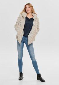 JDY - Winter jacket - beige - 1