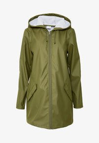 JDY - JDYKENDRA RAINCOAT - Parka - winter moss - 4