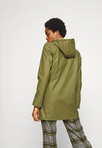 JDY - JDYKENDRA RAINCOAT - Parka - winter moss - 2