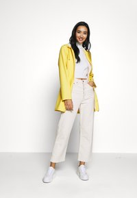 JDY - JDYKENDRA RAINCOAT - Parka - misted yellow - 1